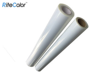 China 100% Waterproof Milky Roll Transparent PET Film For Epson T - Series Printer factory