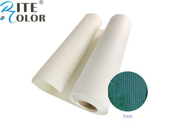 Matte / Glossy Inkjet Cotton Canvas 360g Pure Cotton Canvas Roll For Large Format Printing