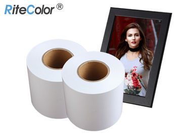 China Pigment / Dye Ink Minilab Photo Paper Digital Photo Paper Resin Coated factory