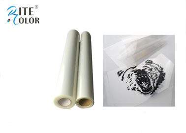 China Milky Screen Printing Inkjet Film Waterproof One Sided Semi - Transparent factory