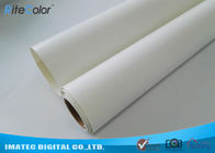 Art Photo Glossy Inkjet Cotton Canvas Waterbased Indoor For Photographic